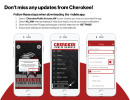Cherokee's New Notification Groups
